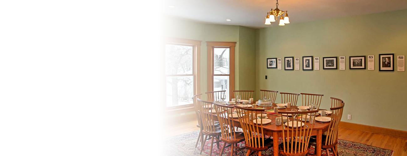 Slide - Dining room